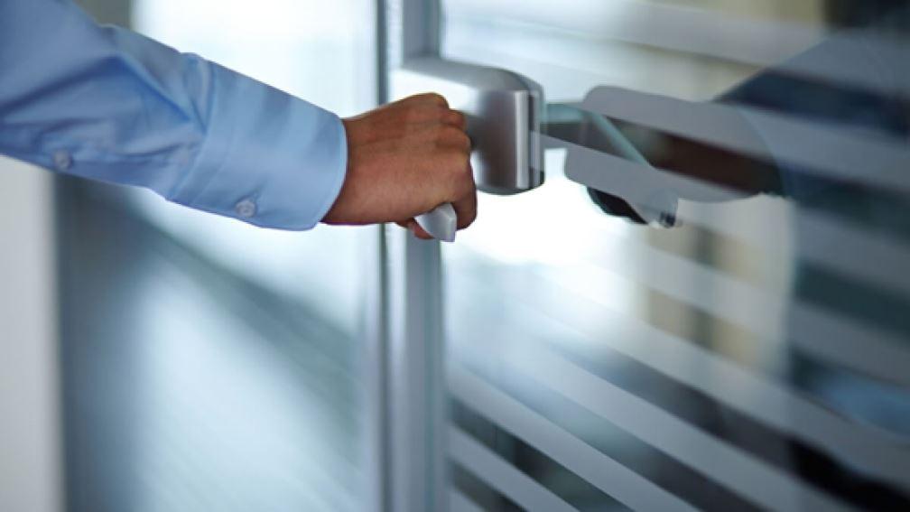 Аварийное открывание двери